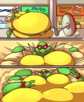 Sumo Pizza 2 by RickyDemont