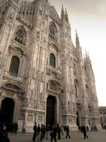 Duomo Cathedral by e-will