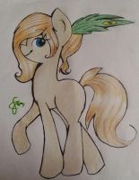 [traditional] Sick Stiticha by Paintingpone