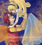 Let Me Be Your Wings by yesi-chan