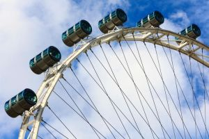 Singapore Flyer 3 by derrickheng