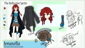 Ienaxella Character Sheet by Fire-and-ice333