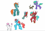 Mlp Adopts Pet Theme (OPEN) by TheHurricaneSisters