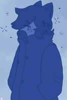 its cold outside by xyano