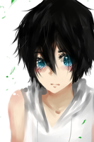 1 Layer Challenge: Daiki by Aii-luv
