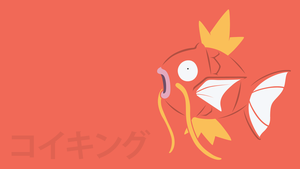Magikarp by DannyMyBrother