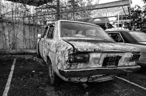 Derelict Parking by astra888