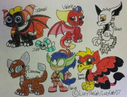Skylanders: The Next Generation Part 1 by LucyCat07