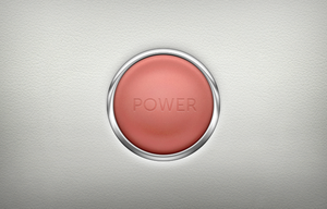 POWER Button by rodrigoDSCT