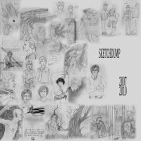 2007-2010 sketchdump by captainspring