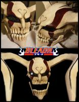 Vasto Lorde Ichigo Mask by That-Black-Cat