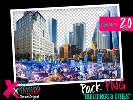 +Buildings and Cities PNG's by xHeartsxFingers