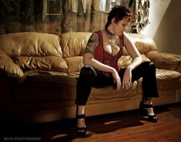 The waiting room by boydphotography