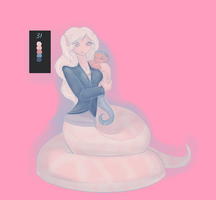 Palette Challenge 31, Hshan and Lufti by drawitout