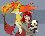 My Favs of Pokemon X by ScreamingRomeo