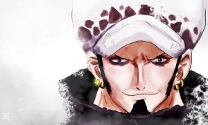 Trafalgar Law by Odrichan