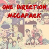 MEGAPACK ONE DIRECTION 1/3 by Vaale-Editions