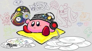 Kirby Speed Star DeluXe SSDX by DeekirbyDeeL