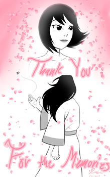 Thank You For The Memories by Kama-Ta