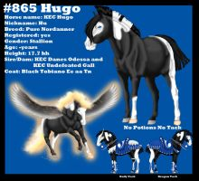 #865 KEC Hugo by LadyDeathsGhost