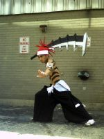 EPIC RENJI by lovelylei