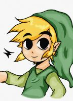 Toon Link by Waylove94