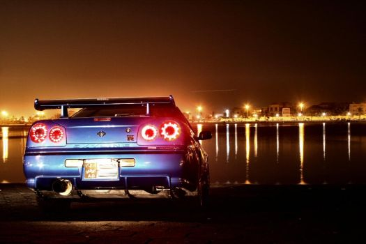 GTR 34 by Mayed86