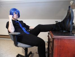Kaito - Let's Do This My Way by ember-ablaze