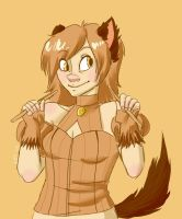 Amber by Thystle