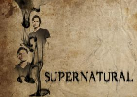 SPN Poster by EmmiMania