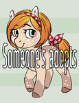 ADOPT PONY - fixed price $10 - OPEN by WingOfWind