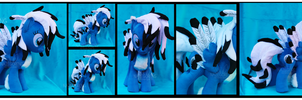Vanya Narma OC Custom Plush by Nazegoreng
