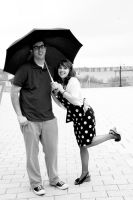 Jeremy And Christina Engagement II by LDFranklin