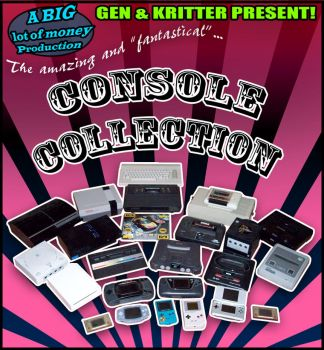 The Amazing Console Collection by Kritter5x