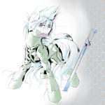 Metal gear Rising (MLP): Hitelf by Aerostoner