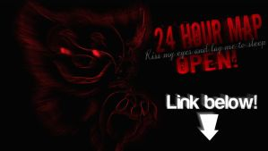 24 Hour Map OPEN! Go join! by J-Wolvie