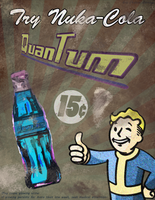 Try Nuka-Cola Quantum by 4DLink