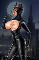 catwoman commission censored by rzhevskii