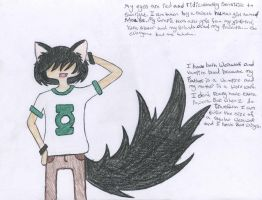 Josh Response To Yugijak And Spacecat1 By Ask  by Josh-The-WereVampire