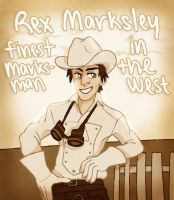 rex marksley by nowand4ever