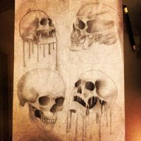 Skulls Collection by rafapeh