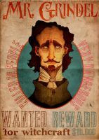 Wanted male Witch by BlueTwin