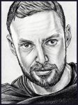 Ross Marquand by iAdamski