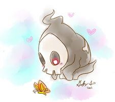 Duskull by Pluffers