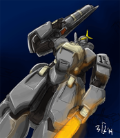 Mech by ThreeTwo