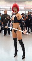 NYCC'14 Chastity I by zer0guard