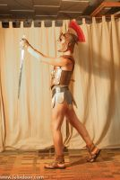 Roman Warrior Dressed 1c by Felixdeon