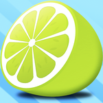 Sliced Lime Icon by Akarui-Japan