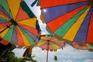 Thai Umbrella's by theDexperience