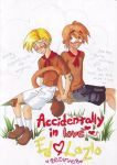 Ed+Lazlo Accidentally in Love by Sithis69